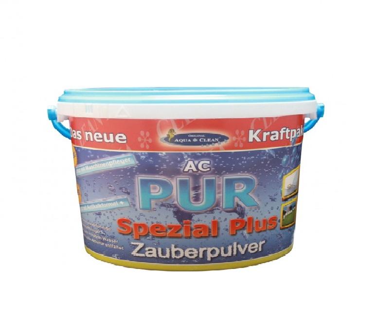 original aqua clean aqua clean ac pur spezial plus 3 kg waschmittel. Black Bedroom Furniture Sets. Home Design Ideas