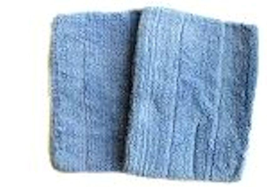 original aqua clean aqua clean microfaser handschuh 2 er set reinigungs. Black Bedroom Furniture Sets. Home Design Ideas